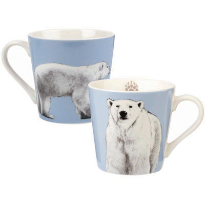 Churchill Queens Mugs Mug The Kingdom Polar Bear