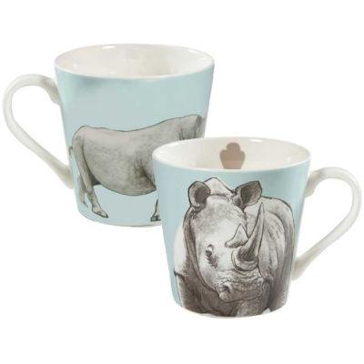 Churchill Queens Mugs Mug The Kingdom Rhino