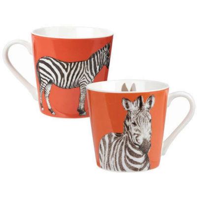 Churchill Queens Mugs Mug The Kingdom Zebra