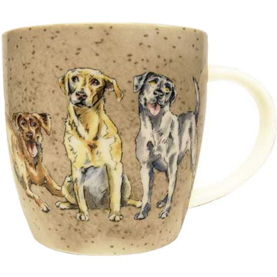 Churchill Queens Mugs Mug Tub Companions Labs
