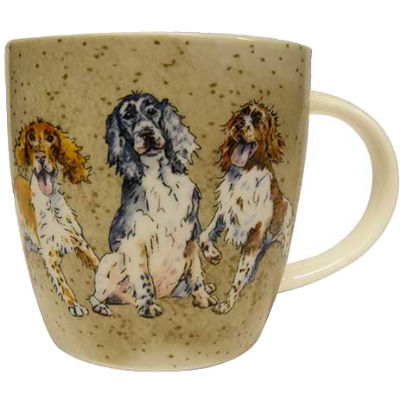 Churchill Queens Mugs Mug Tub Companions Springers