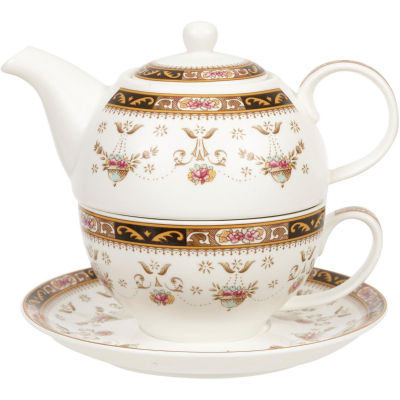 Churchill Queens Mugs Tea For One Olde England