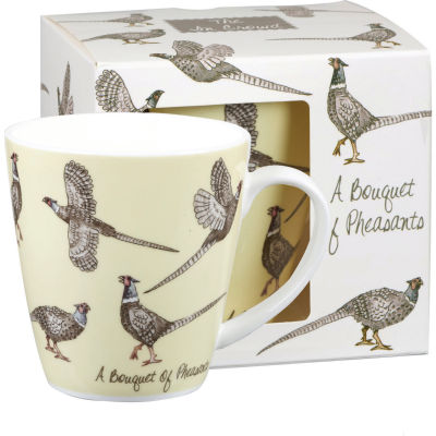 Churchill The In Crowd Collection Mug A Bouquet Of Pheasants