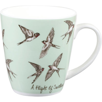 Churchill The In Crowd Collection Mug A Flight Of Swallows