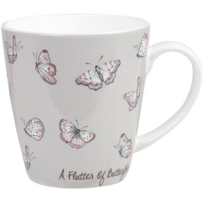 Churchill The In Crowd Collection Mug A Flutter Of Butterflies