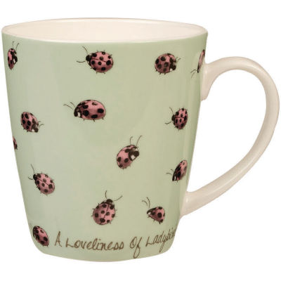 Churchill The In Crowd Collection Mug A Loveliness Of Ladybirds