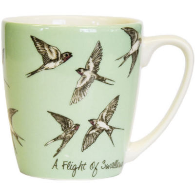Churchill The In Crowd Collection Mug Acorn A Flight Of Swallows