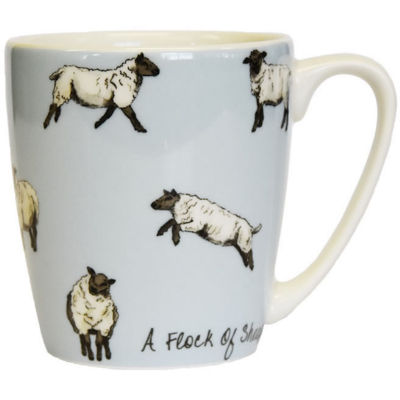 Churchill The In Crowd Collection Mug Acorn A Flock Of Sheep