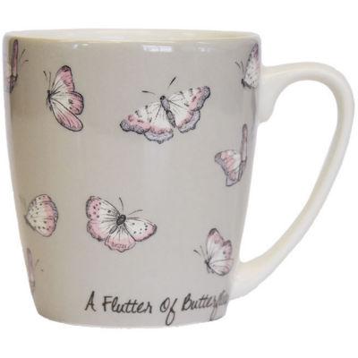Churchill The In Crowd Collection Mug Acorn A Flutter Of Butterflies