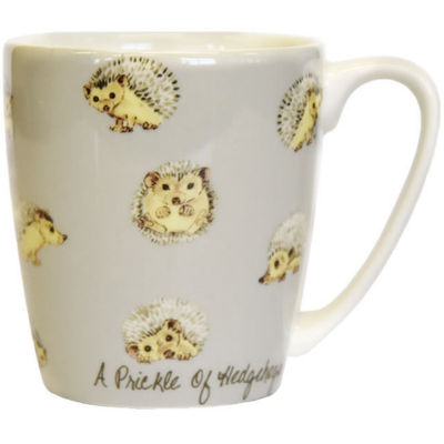 Churchill The In Crowd Collection Mug Acorn A Prickle Of Hedgehogs