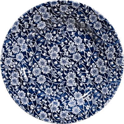 Churchill Victorian Calico Side Plate 20cm Blue