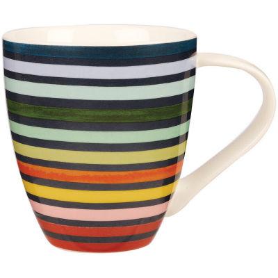 Collier Campbell Large Mug Floresta Stripe