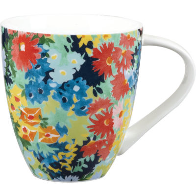 Collier Campbell Large Mug Floresta Floral