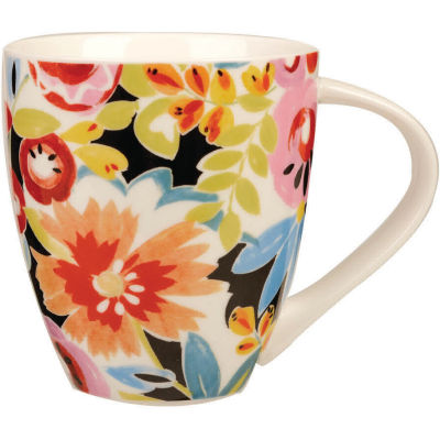 Collier Campbell Large Mug Flower Drop