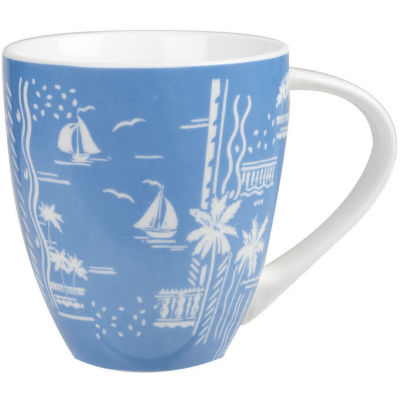 Collier Campbell Large Mug Sail On By