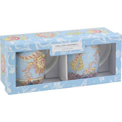 Collier Campbell Mug Paradiso Set of 2