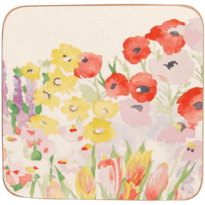 Collier Campbell Placemat Set of 6 Painted Garden
