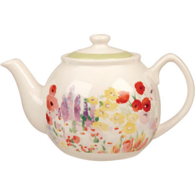 Collier Campbell Tea For Two Set Painted Garden
