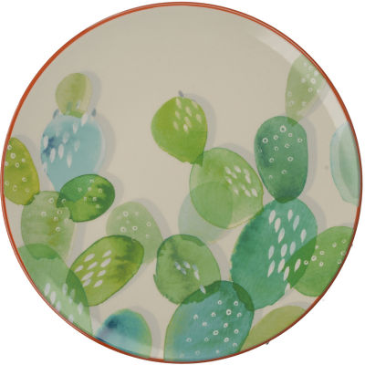 Creative Tops Drift Side Plate Cactus 20.5cm