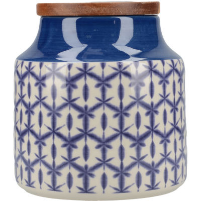 Creative Tops Drift Storage Jar Batik