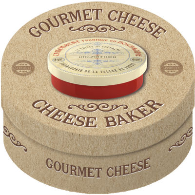 Creative Tops Gourmet Cheese Camembert Cheese Baker