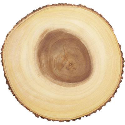 Creative Tops Gourmet Cheese Rustic Bark Serving Board Medium