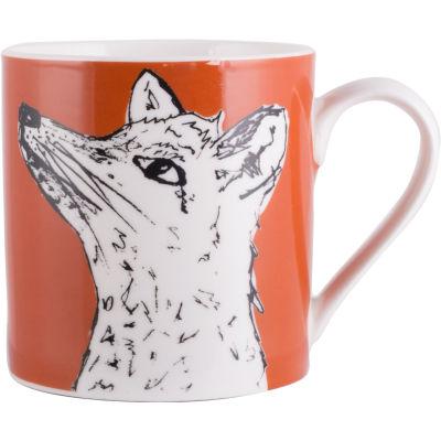 Creative Tops Into The Wild Mug Fox Into The Wild