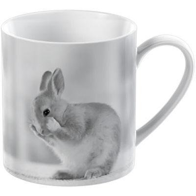 Creative Tops Into The Wild Mug Rabbit Pet Corner