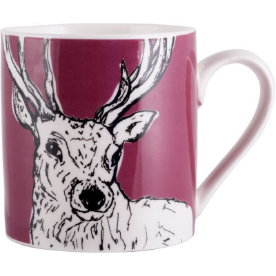 Creative Tops Into The Wild Mug Stag Into The Wild