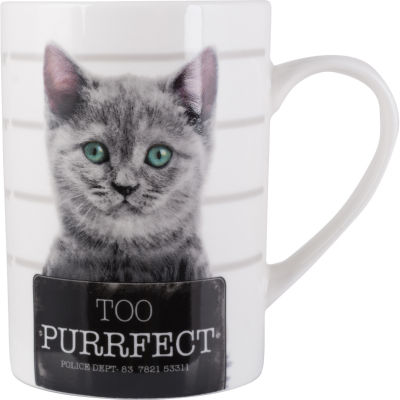 Creative Tops Into The Wild Mug Too Purrfect Mugshots