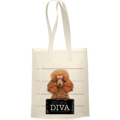 Creative Tops Into The Wild Shopper Bag Bit Of A Diva Mugshots