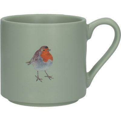 Creative Tops Into The Wild Stacking Mug Robin Into The Wild