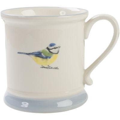 Creative Tops Into The Wild Tankard Mug Blue Tit Into The Wild