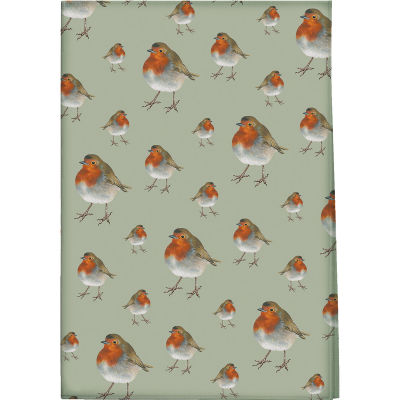 Creative Tops Into The Wild Tea Towel Robin Into The Wild