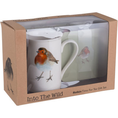 Creative Tops Into The Wild Time For Tea Set Robin Into The Wild