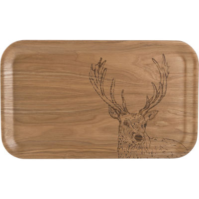 Creative Tops Into The Wild Wooden Tray