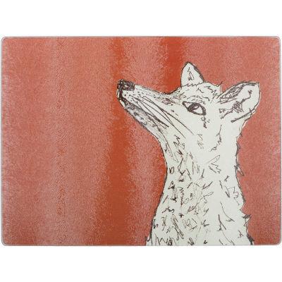Creative Tops Into The Wild Worktop Protector Fox