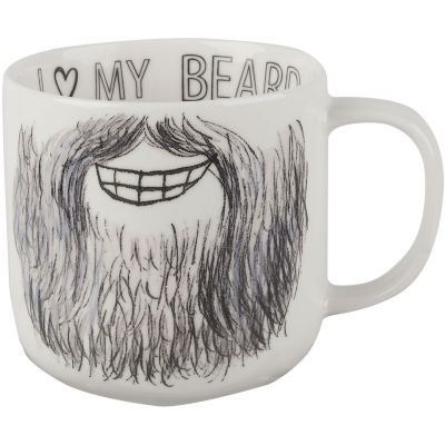 Creative Tops Mug Collection Mug Beard Man