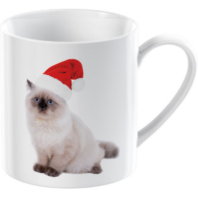 Creative Tops Mug Collection Mug Cat Christmas