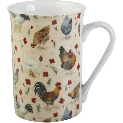 Creative Tops Mug Collection Mug Flared Chickens