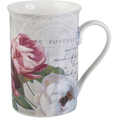 Creative Tops Mug Collection Mug Flared Postcard Floral