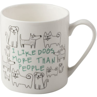 Creative Tops Mug Collection Mug I Like Dogs