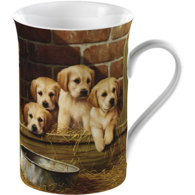 Creative Tops Mug Collection Mug Labrador Pups