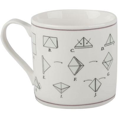 Creative Tops Mug Collection Mug Origami Boat