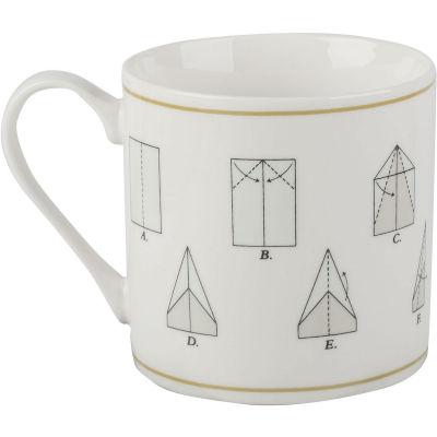 Creative Tops Mug Collection Mug Origami Plane