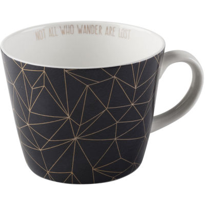 Creative Tops Mug Collection Mug Star Geo Triangle