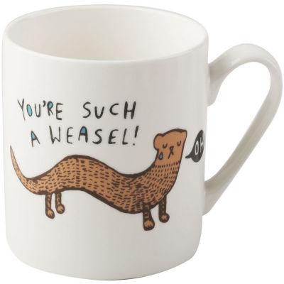 Creative Tops Mug Collection Mug Weasel