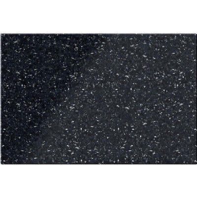 Creative Tops Naturals Black Granite Placemat Set of 2