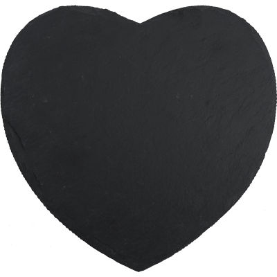 Creative Tops Naturals Slate Heart Placemat Set of 2