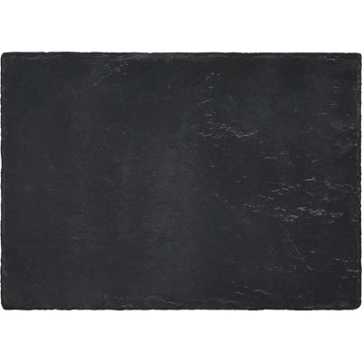Creative Tops Naturals Slate Placemat Large Set of 2